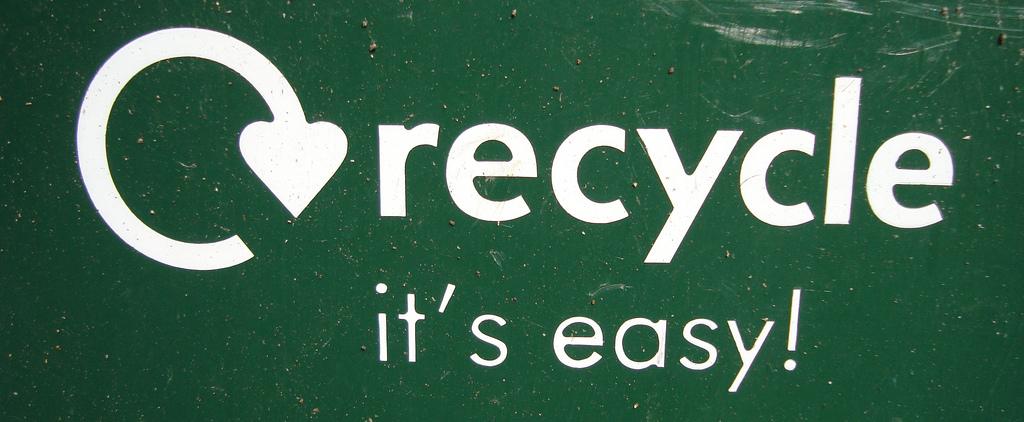 Repair, Recycle, Reuse, Relove