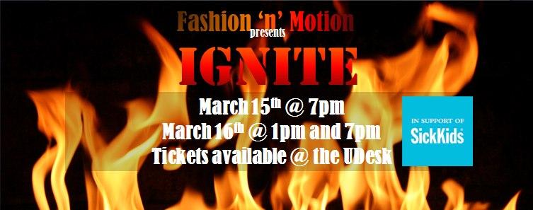 Fashion 'n' Motion!