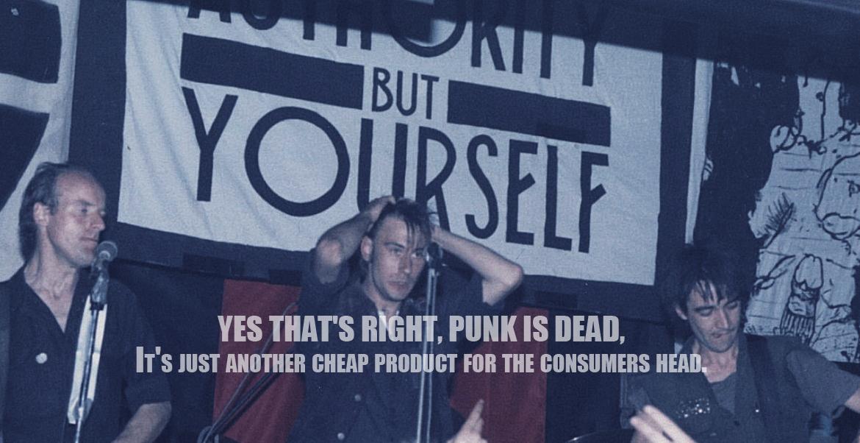 Is Punk Dead?