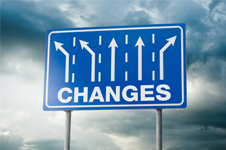 Let the Change Begin...