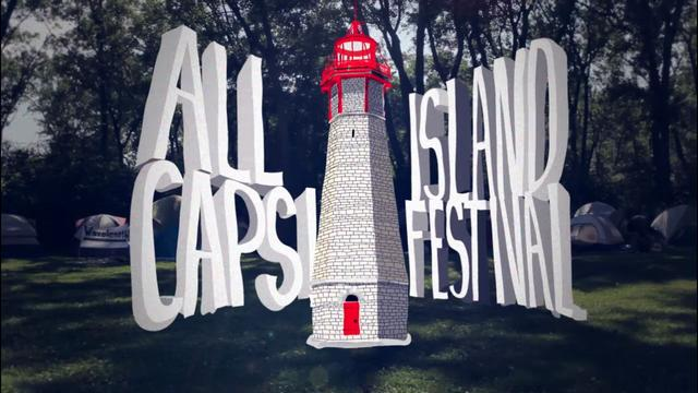 All Caps! Island Festival Recap