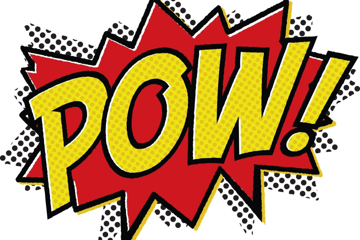 Pow! It's Wednesday!
