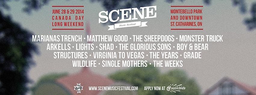 Scene Music Festival 2014