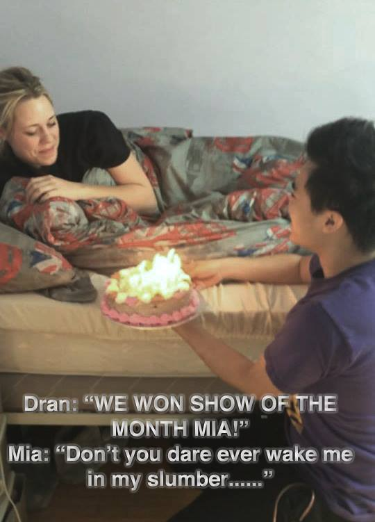 Show of the Month!!