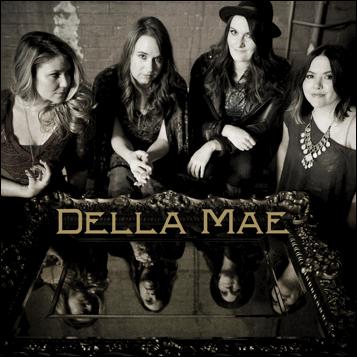 """Della Mae's """"Della Mae"""" Album Review"""