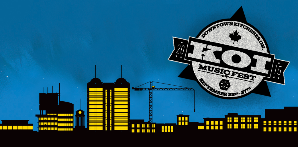 KOI MUSIC FEST 2015