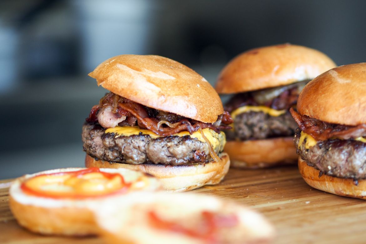 Our Greatest Challenge: The Double Bacon Cheese Burger