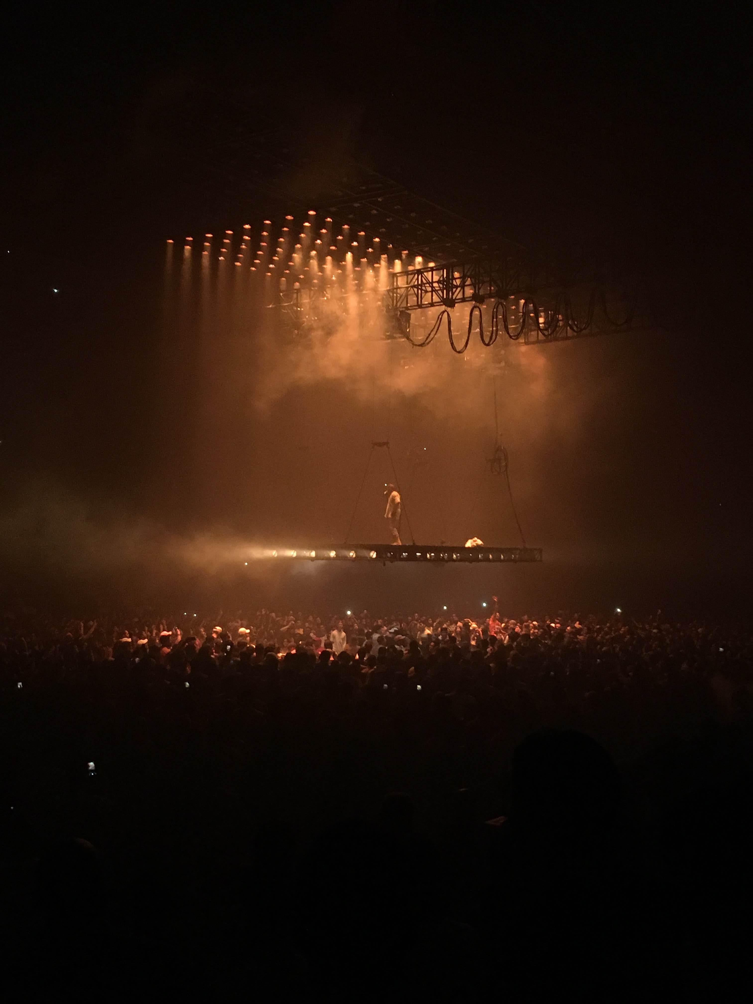 Kanye West: The Saint Pablo Tour