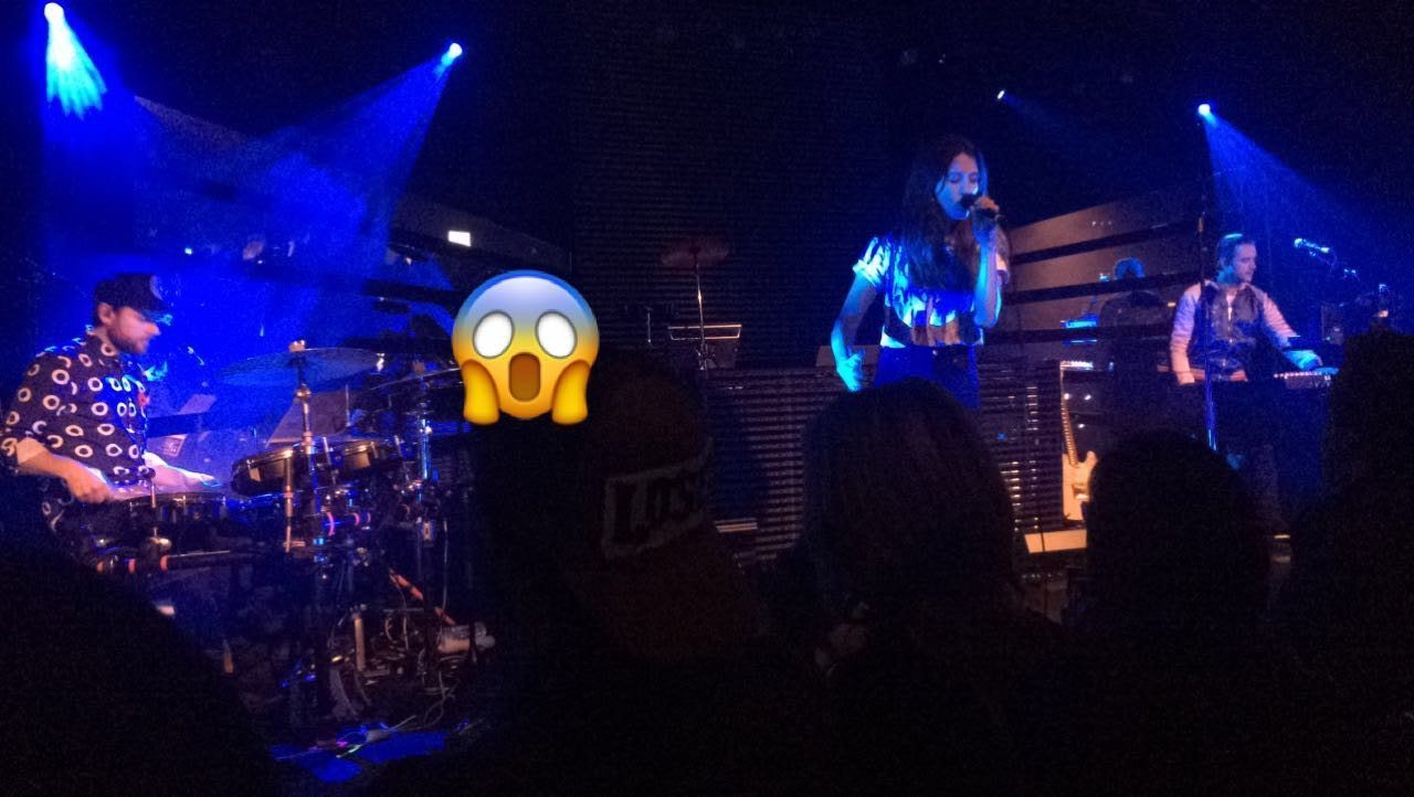 Dragonette Concert Review