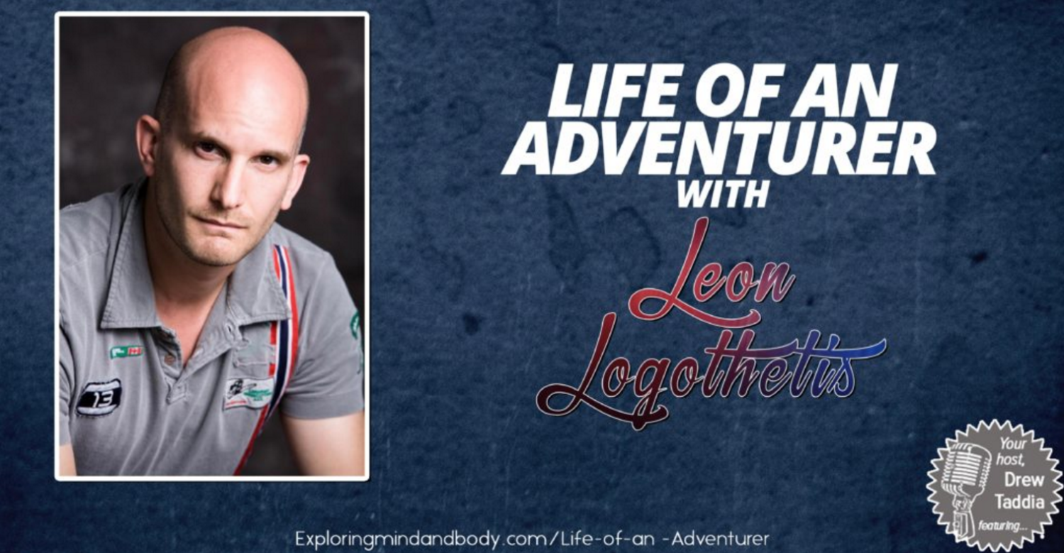 Exploring Body & Mind: Leon Logothetis