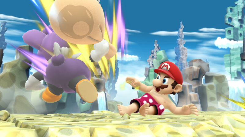 Shirtless Mario? In my Nintendo? Press Start to BGN 20/09/2017