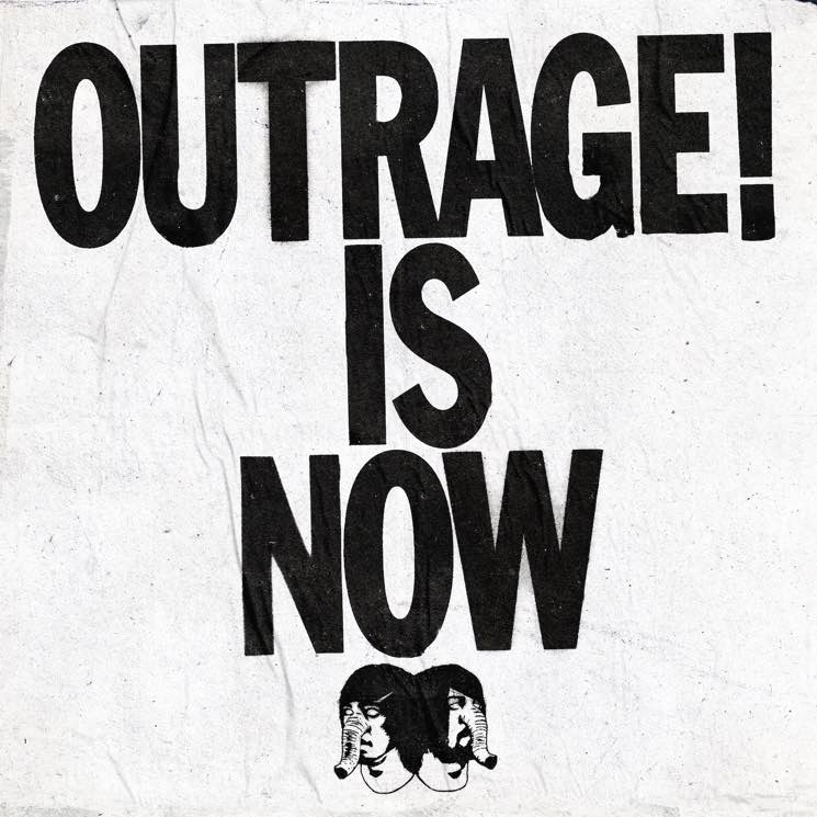 Album Review: Death From Above - Outrage! Is Now